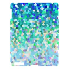 Mosaic Sparkley 1 Apple iPad 3/4 Hardshell Case