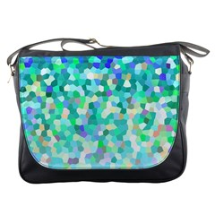 Mosaic Sparkley 1 Messenger Bag