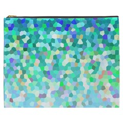 Mosaic Sparkley 1 Cosmetic Bag (xxxl)