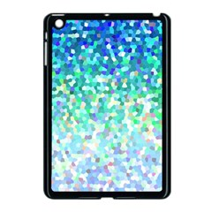 Mosaic Sparkley 1 Apple Ipad Mini Case (black)