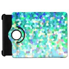 Mosaic Sparkley 1 Kindle Fire HD 7  (1st Gen) Flip 360 Case