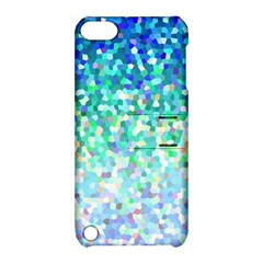 Mosaic Sparkley 1 Apple Ipod Touch 5 Hardshell Case With Stand