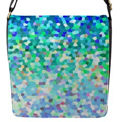 Mosaic Sparkley 1 Removable Flap Cover (Small)