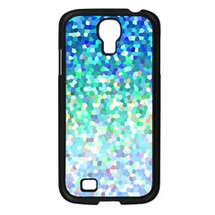 Mosaic Sparkley 1 Samsung Galaxy S4 I9500/ I9505 Case (Black)