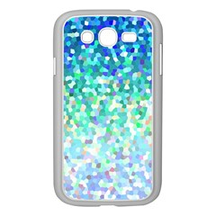 Mosaic Sparkley 1 Samsung Galaxy Grand DUOS I9082 Case (White)