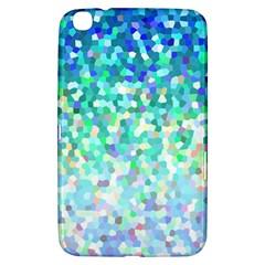 Mosaic Sparkley 1 Samsung Galaxy Tab 3 (8 ) T3100 Hardshell Case