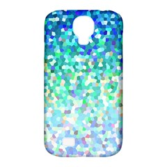 Mosaic Sparkley 1 Samsung Galaxy S4 Classic Hardshell Case (PC+Silicone)