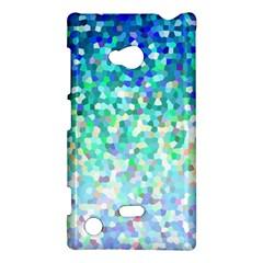 Mosaic Sparkley 1 Nokia Lumia 720 Hardshell Case