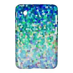 Mosaic Sparkley 1 Samsung Galaxy Tab 2 (7 ) P3100 Hardshell Case