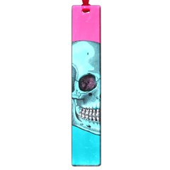 Funky Skull Large Bookmark