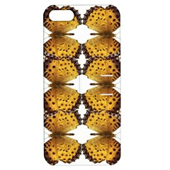 Butterfly Art Tan&black Apple iPhone 5 Hardshell Case with Stand