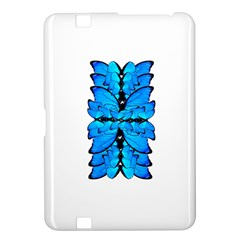 Butterfly Art Blue&cyan Kindle Fire HD 8.9  Hardshell Case