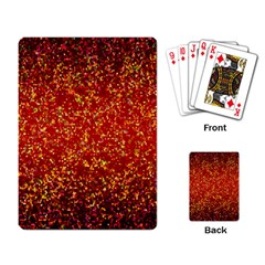 Glitter 3 Playing Cards Single Design