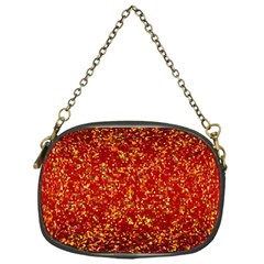 Glitter 3 Chain Purse (One Side)