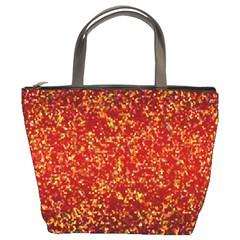 Glitter 3 Bucket Handbag