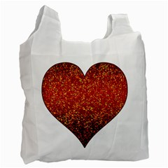 Glitter 3 Recycle Bag (Two Sides)