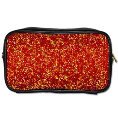 Glitter 3 Travel Toiletry Bag (Two Sides)