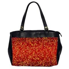 Glitter 3 Oversize Office Handbag (Two Sides)