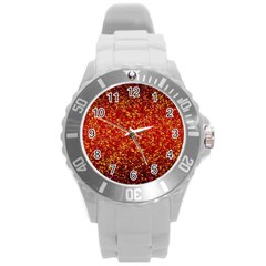 Glitter 3 Plastic Sport Watch (large)