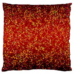 Glitter 3 Large Cushion Case (Two Sided)