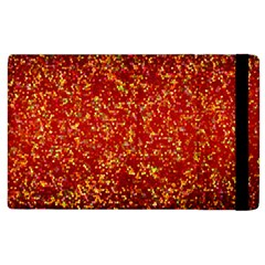 Glitter 3 Apple iPad 2 Flip Case