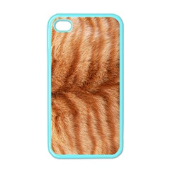 Cat Coat 1 Apple Iphone 4 Case (color)