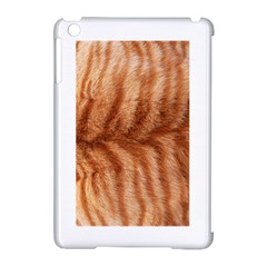 Cat Coat 1 Apple iPad Mini Hardshell Case (Compatible with Smart Cover)