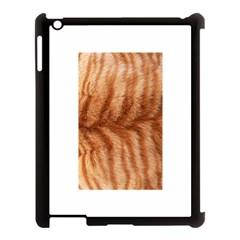 Cat Coat 1 Apple iPad 3/4 Case (Black)