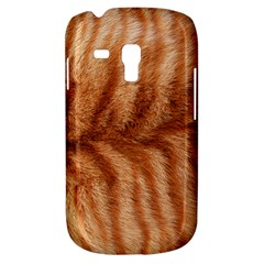 Cat Coat 1 Samsung Galaxy S3 Mini I8190 Hardshell Case
