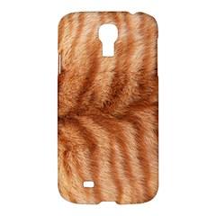 Cat Coat 1 Samsung Galaxy S4 I9500/i9505 Hardshell Case