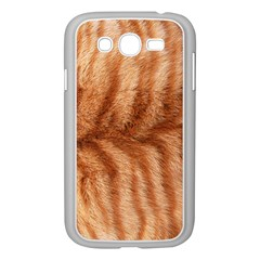 Cat Coat 1 Samsung Galaxy Grand DUOS I9082 Case (White)