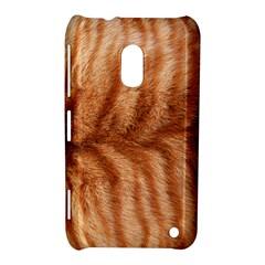 Cat Coat 1 Nokia Lumia 620 Hardshell Case