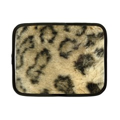 Leopard Coat2 Netbook Sleeve (small)