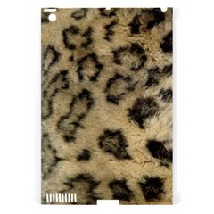 Leopard Coat2 Apple Ipad 3/4 Hardshell Case (compatible With Smart Cover)