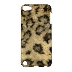 Leopard Coat2 Apple iPod Touch 5 Hardshell Case