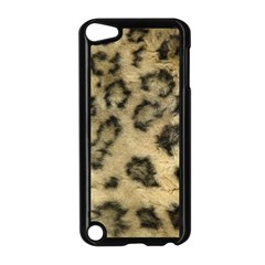 Leopard Coat2 Apple iPod Touch 5 Case (Black)