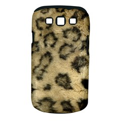 Leopard Coat2 Samsung Galaxy S III Classic Hardshell Case (PC+Silicone)
