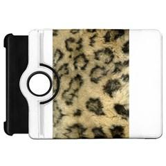 Leopard Coat2 Kindle Fire HD 7  (1st Gen) Flip 360 Case