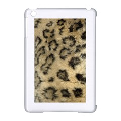 Leopard Coat2 Apple Ipad Mini Hardshell Case (compatible With Smart Cover)