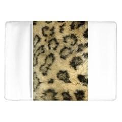 Leopard Coat2 Samsung Galaxy Tab 10 1  P7500 Flip Case