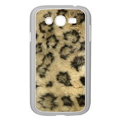 Leopard Coat2 Samsung Galaxy Grand Duos I9082 Case (white)