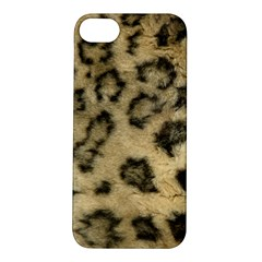 Leopard Coat2 Apple Iphone 5s Hardshell Case