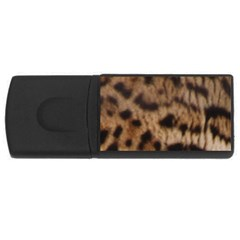 Ocelot Coat 2GB USB Flash Drive (Rectangle)
