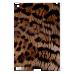 Ocelot Coat Apple Ipad 3/4 Hardshell Case (compatible With Smart Cover)