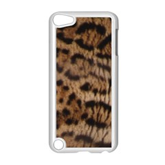 Ocelot Coat Apple iPod Touch 5 Case (White)