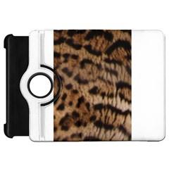 Ocelot Coat Kindle Fire HD 7  (1st Gen) Flip 360 Case
