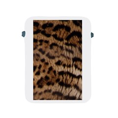 Ocelot Coat Apple iPad Protective Sleeve