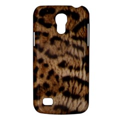 Ocelot Coat Samsung Galaxy S4 Mini (GT-I9190) Hardshell Case