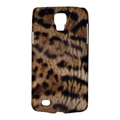Ocelot Coat Samsung Galaxy S4 Active (I9295) Hardshell Case