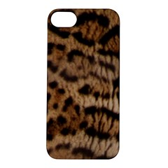 Ocelot Coat Apple iPhone 5S Hardshell Case